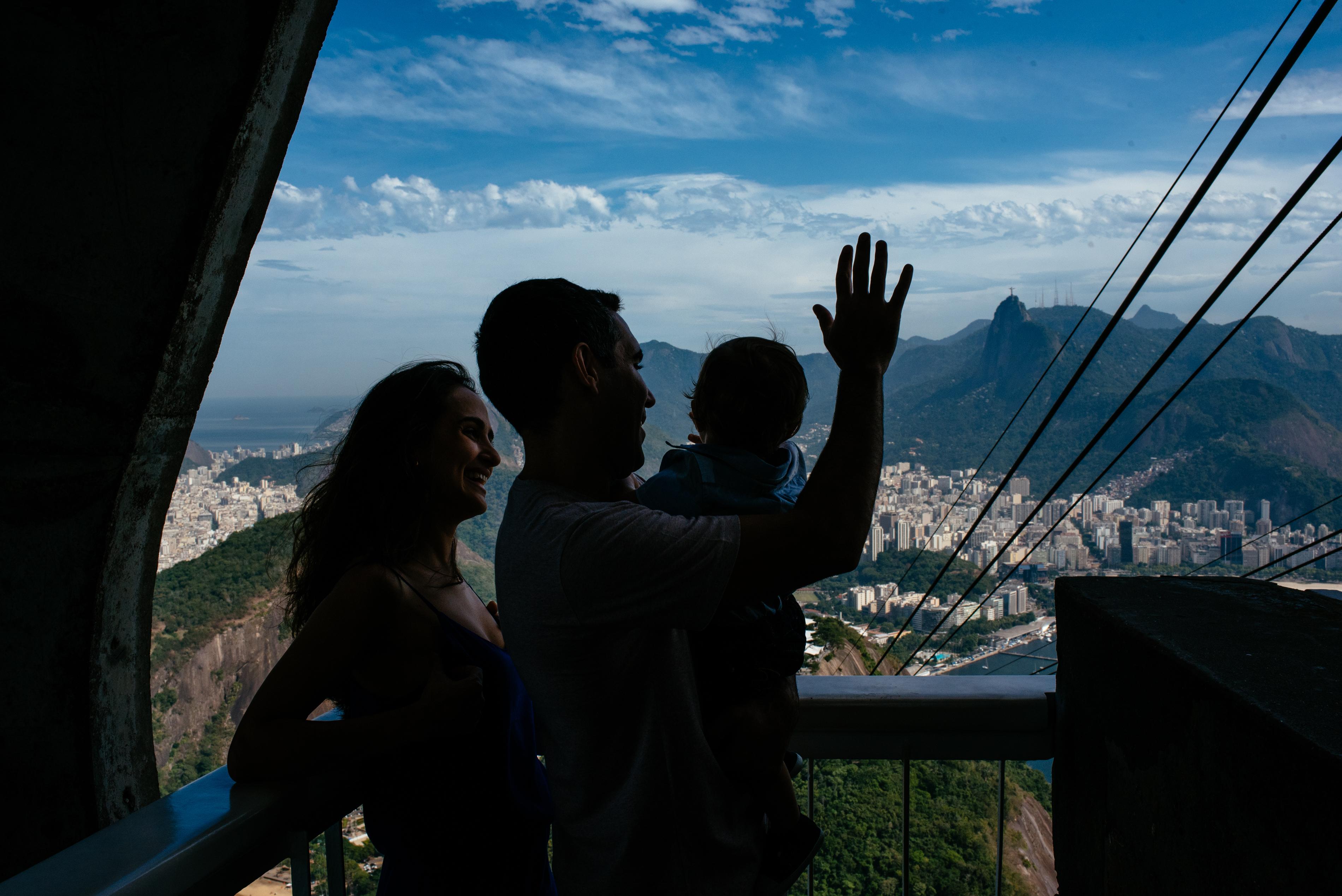 Miguel en Rio de Janeiro