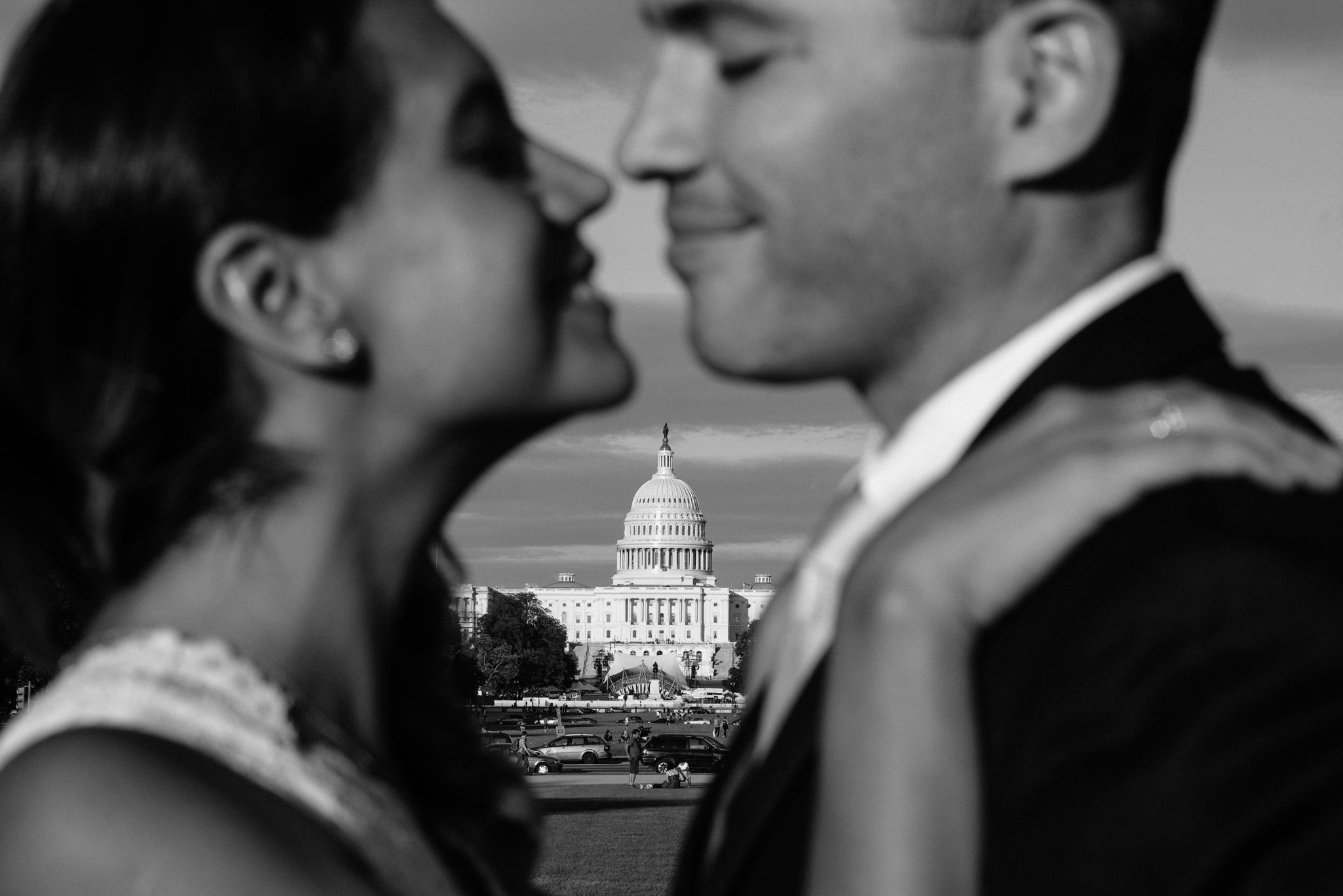 Majo y Marcos en Washington D.C.