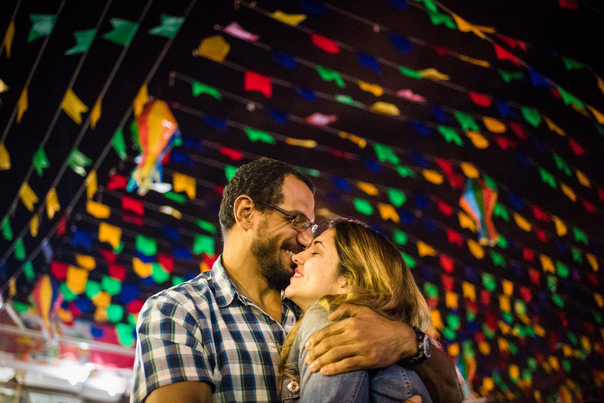 Fe y Rodri en la Feria dos Paraíbas - RJ