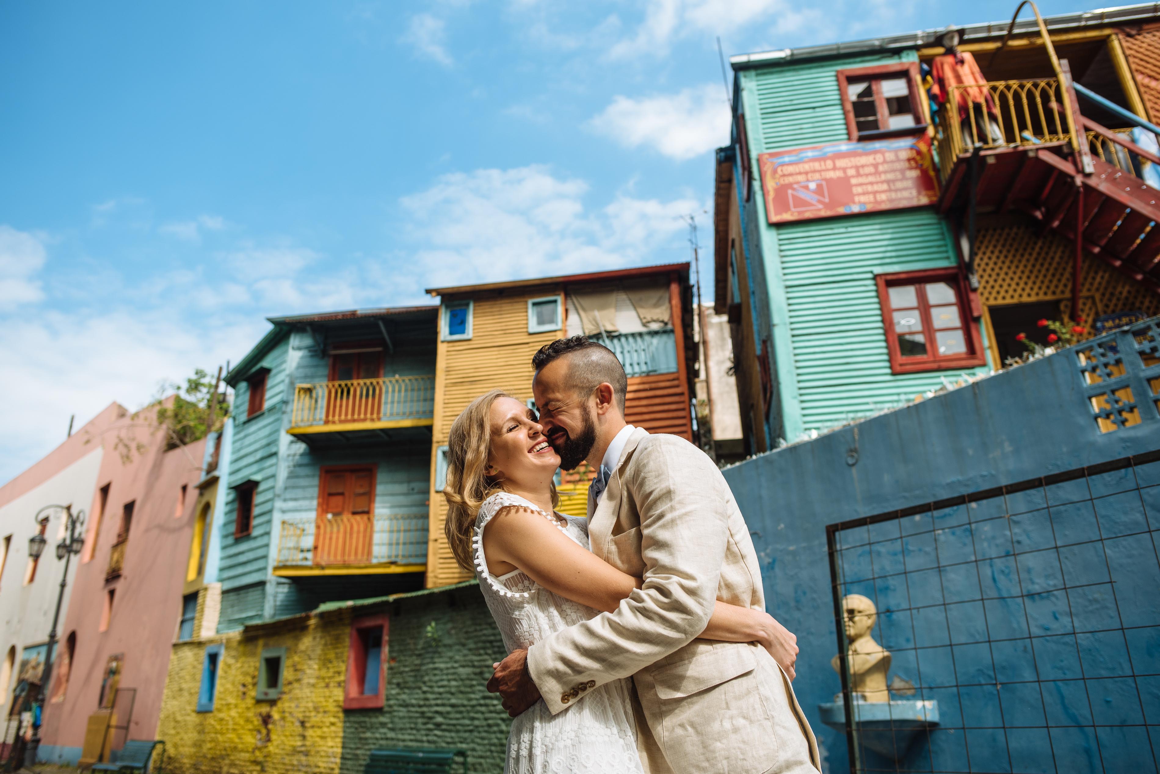 Ensaios fotográficos em Buenos Aires