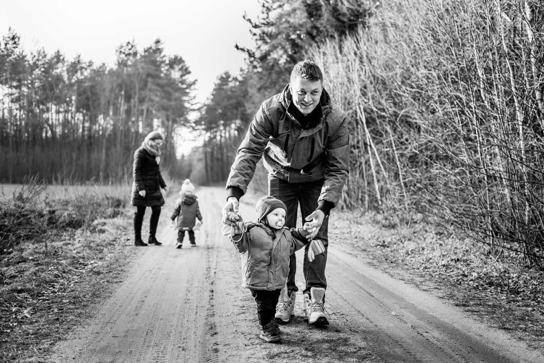 Fotografía de Familia en Polonia