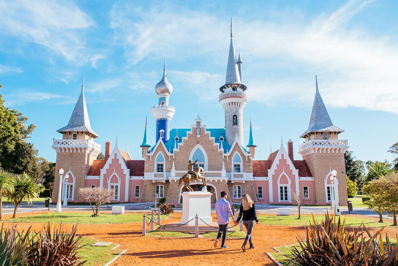 República de los Niños - La Plata - Gipi y Nico
